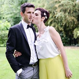 חתונה באיטליה - עיצוב לבוש לכלה - פרפרי אוריגמי ממשי לבן - מורן אלחלל אוריגמי בד