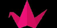מורן אלחלל - לוגו עגור ורוד